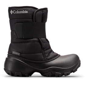 Columbia Rope Tow Kruser 2 WP Boots Kids black/columbia grey